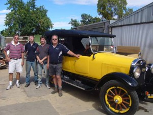 1923 Buick Tourer by Goode Restorations