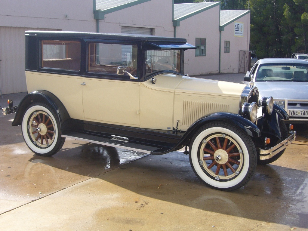 Goode Restorations1925 Buick Sedan