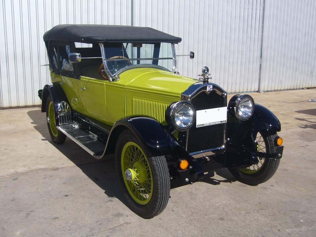 1925 Buick Tourer | Goode Restorations