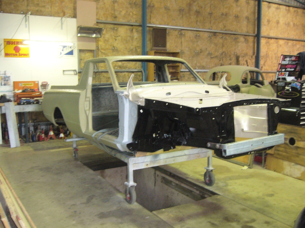 1965 Ap6 Valiant Ute Goode Restorations